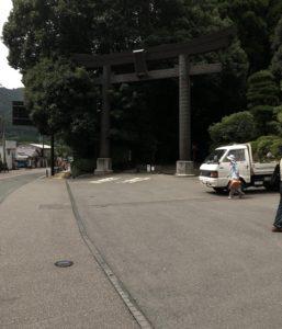 高千穂神社は御朱印が二種?