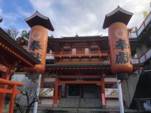 高橋稲荷神社 初詣