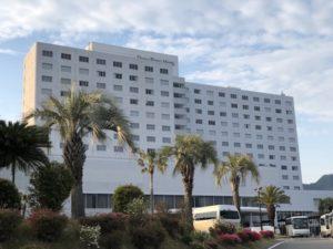 サンリオ【キティルーム】ホテル&リゾーツ別府湾