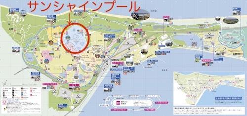 海の中道サンシャインプール2021【攻略情報】お得なチケットや混雑状況など!